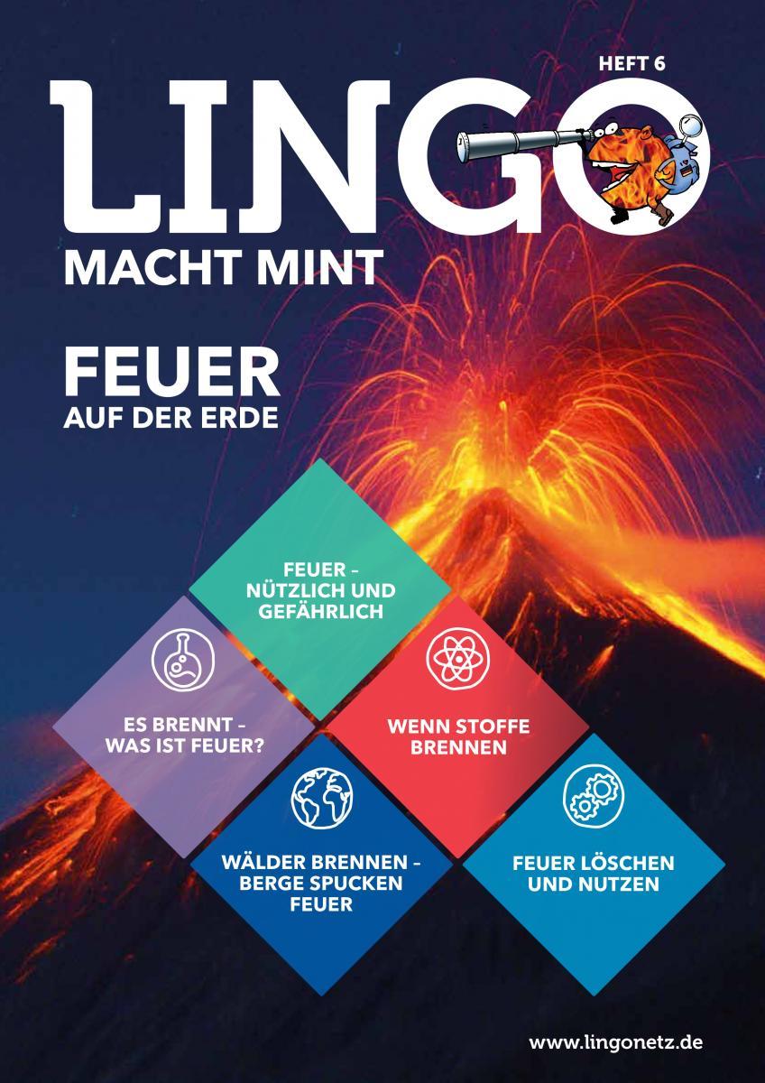 Lingo macht MINT: Arbeitsblätter und Lehrer-Info zu Heft 6 | Lingo ...