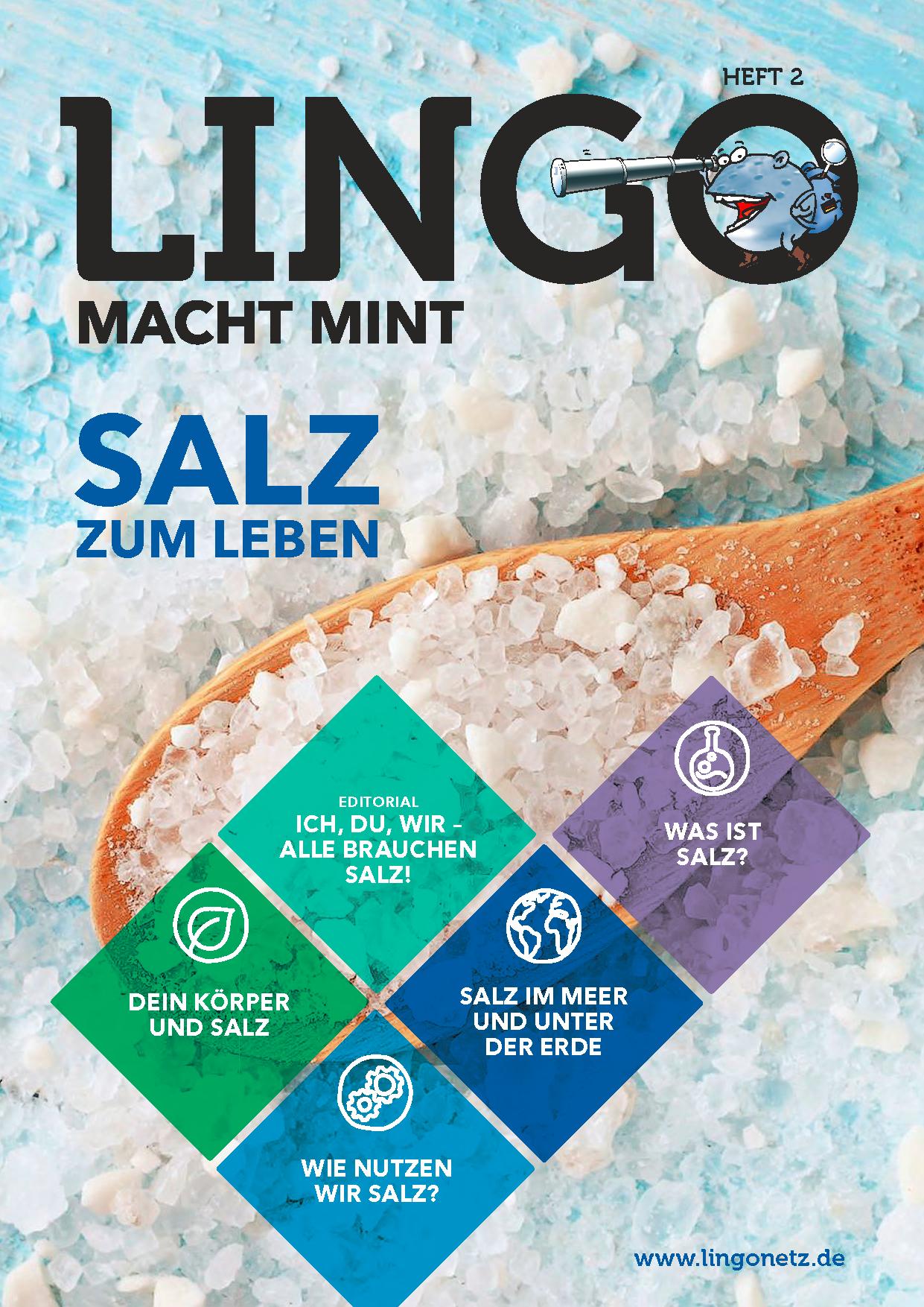 Lingo macht MINT: Arbeitsblätter und Lehrer-Info zu Heft 2 | Lingo ...