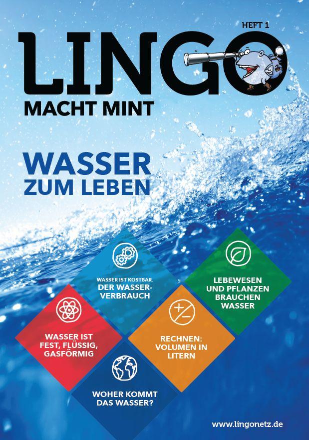 Lingo macht MINT: Arbeitsblätter und Lehrer-Info zu Heft 1 | Lingo ...